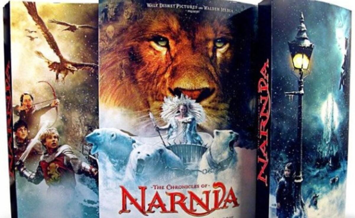 """В основу четвертой части """"Хроник Нарнии"""" ляжет шестая книга?"""