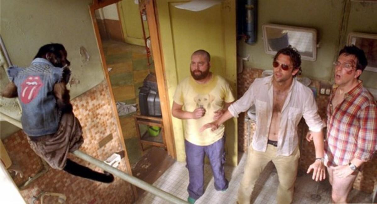 Новый трейлер «Мальчишника-2: Из Вегаса в Бангкок» оказался слишком непристойным