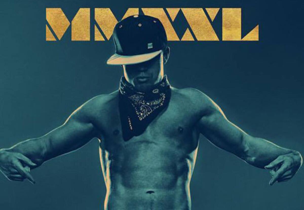 """Тизер-трейлер и постер фильма """"Супер Майк XXL"""""""