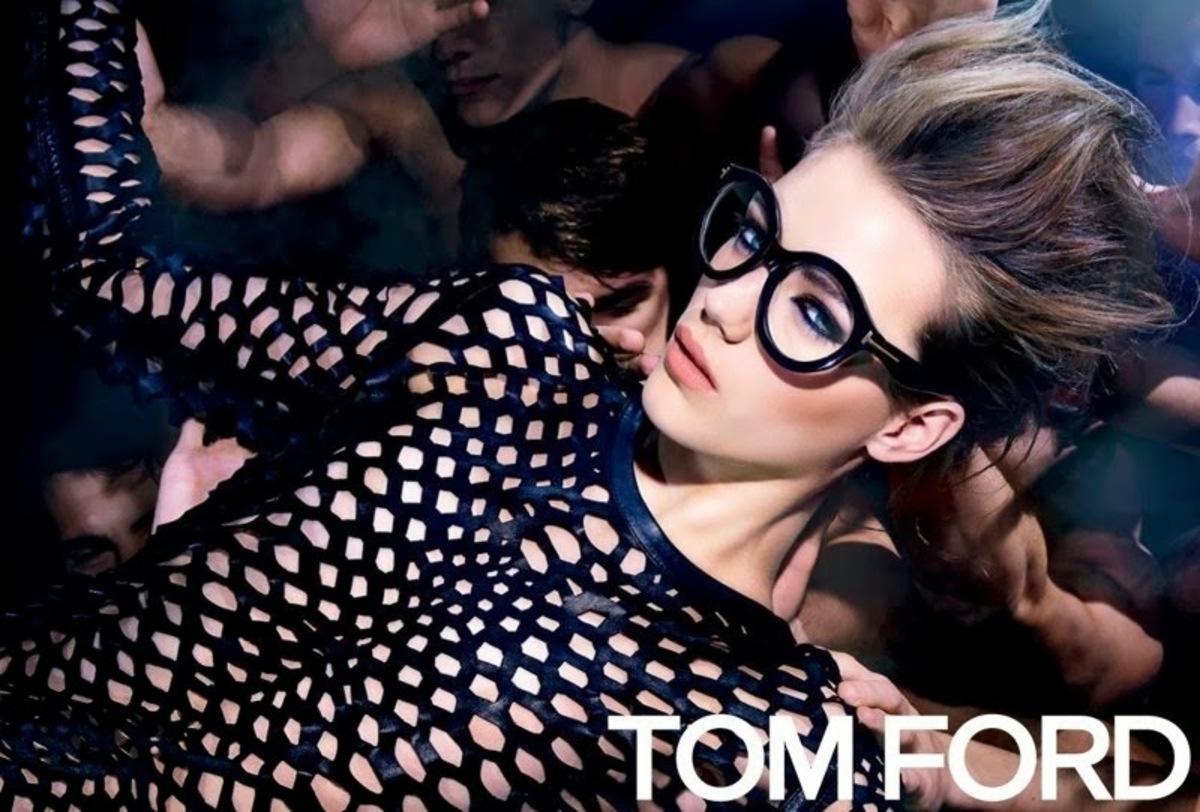 Рекламная кампания Tom Ford. Весна / лето 2014