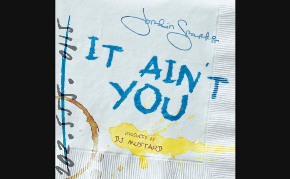 Новая песня Джордин Спаркс - It Ain't You