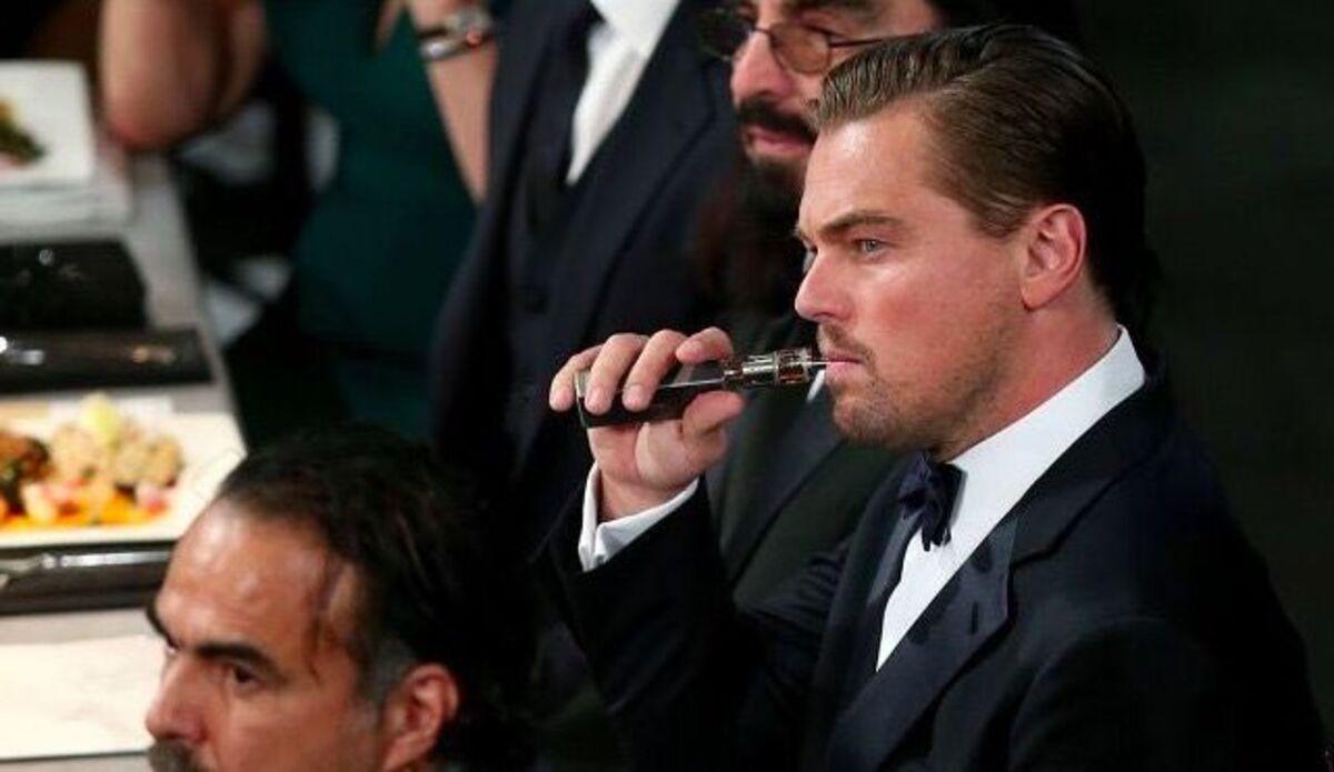 Леонардо ДиКаприо запретили курить на «Оскаре»