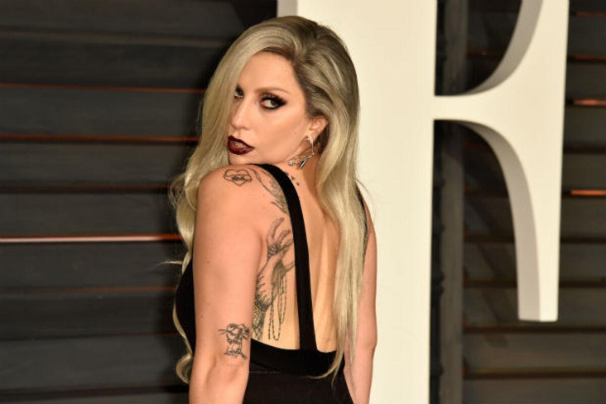 Леди Гага организовала вечеринку для каста «Американской истории ужасов: Отель»