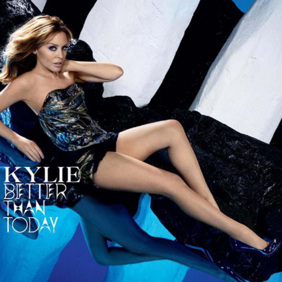 Новая песня  Кайли Миноуг - Better Than Today