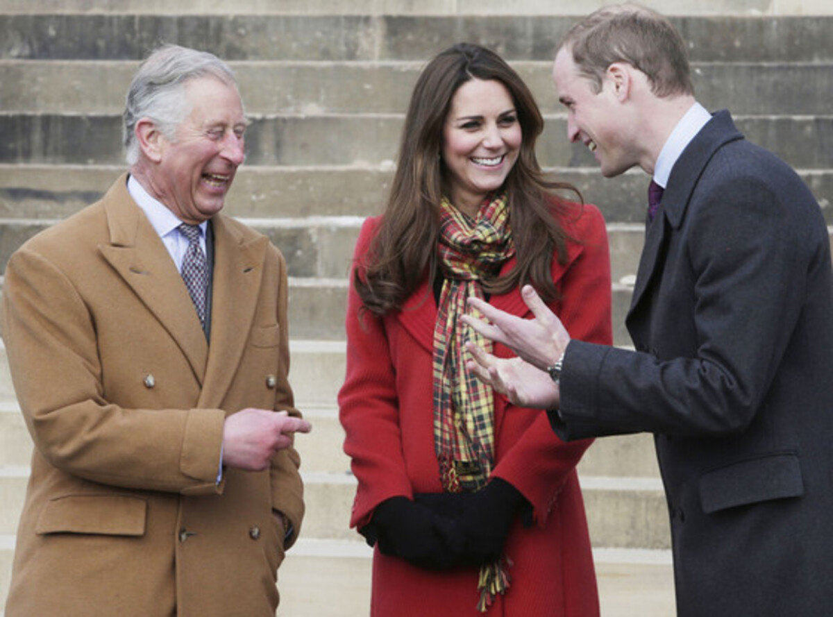 Принц Чарльз надеется, что у Кейт Миддлтон родится девочка
