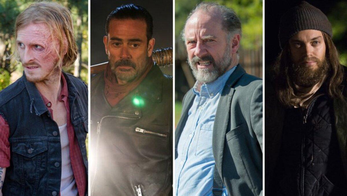 Джеффри Дина Моргана «повысили» до постоянной роли в 7 сезоне «Ходячих мертвецов»