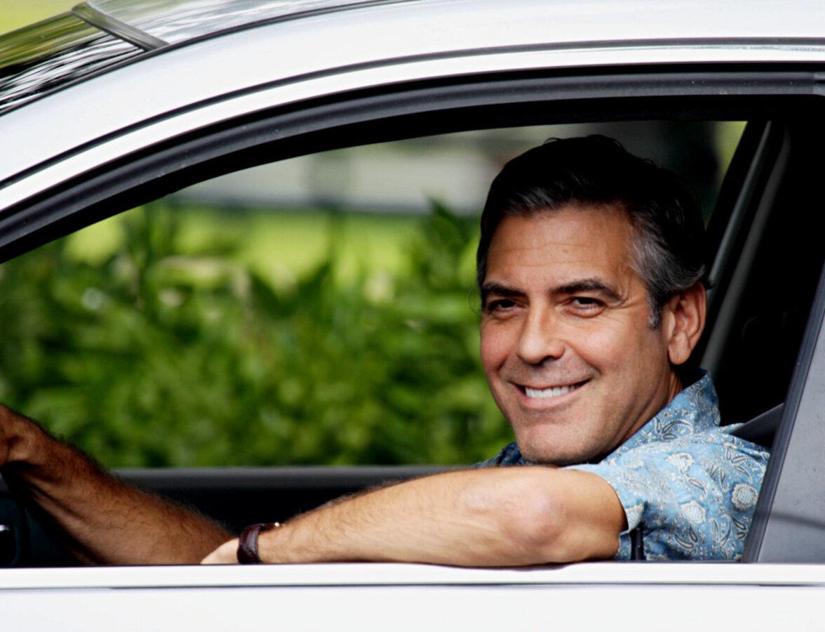 Джордж Клуни: Италия изменила мою жизнь