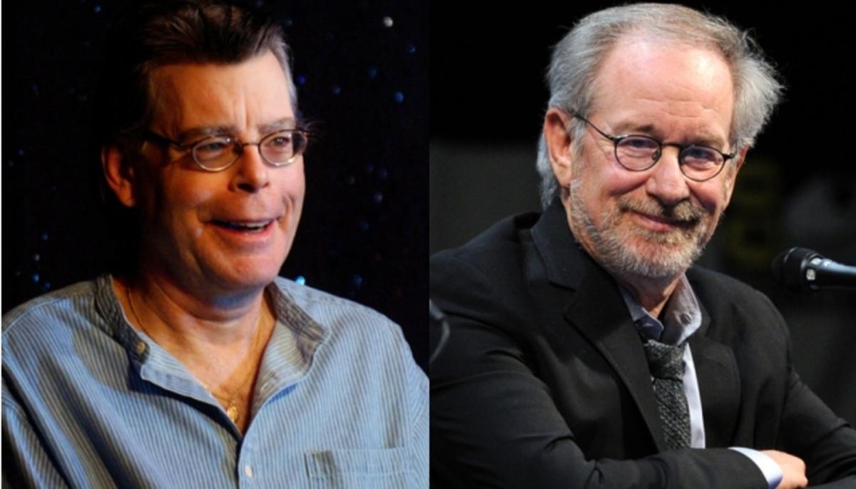 Стивен Кинг и Стивен Спилберг создадут новый сериал