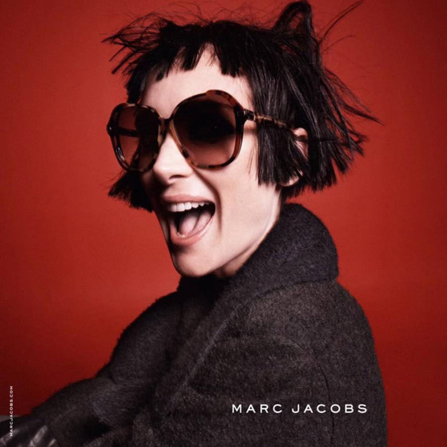 Вайнона Райдер снялась в рекламе модного бренда Marc Jacobs