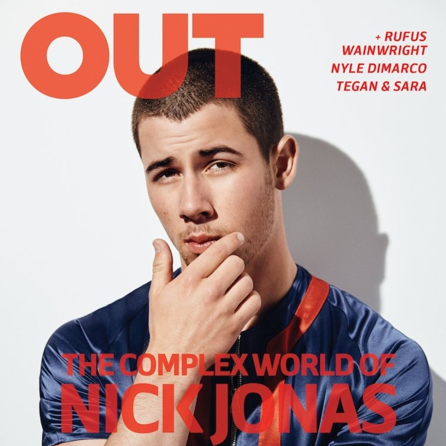 Ник Джонас в журнале Out: о своем новом альбоме, личной жизни и расставаниях