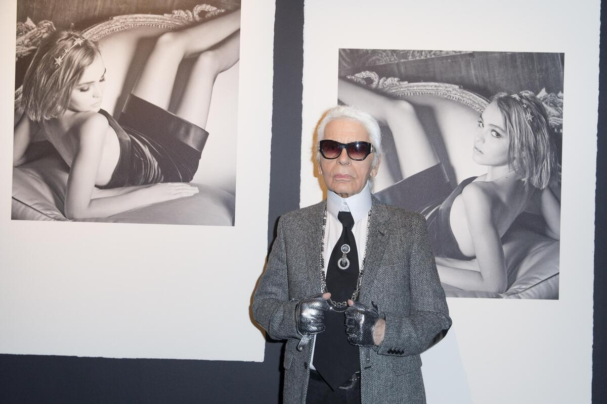 Звезды на открытии выставки Mademoiselle Prive Exhibition в Лондоне