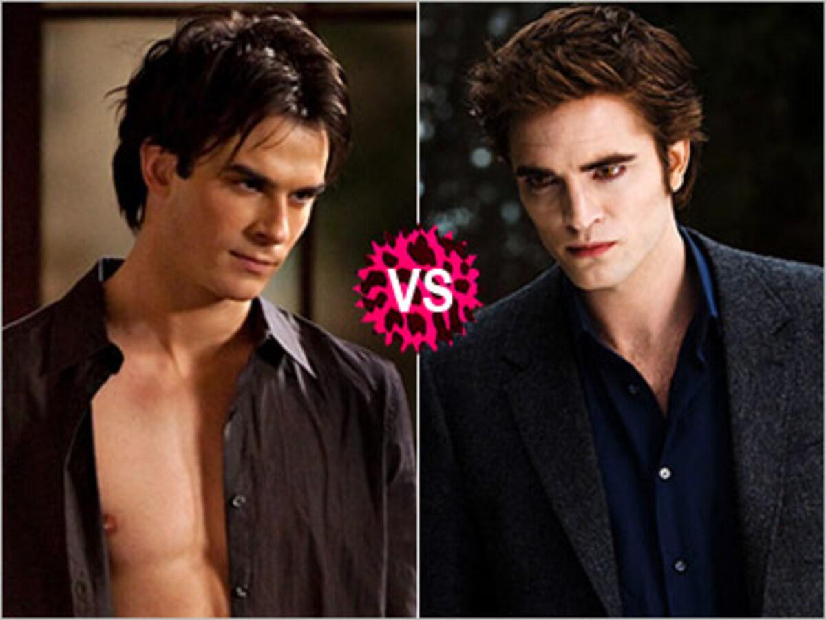 Дэймон против Эдварда