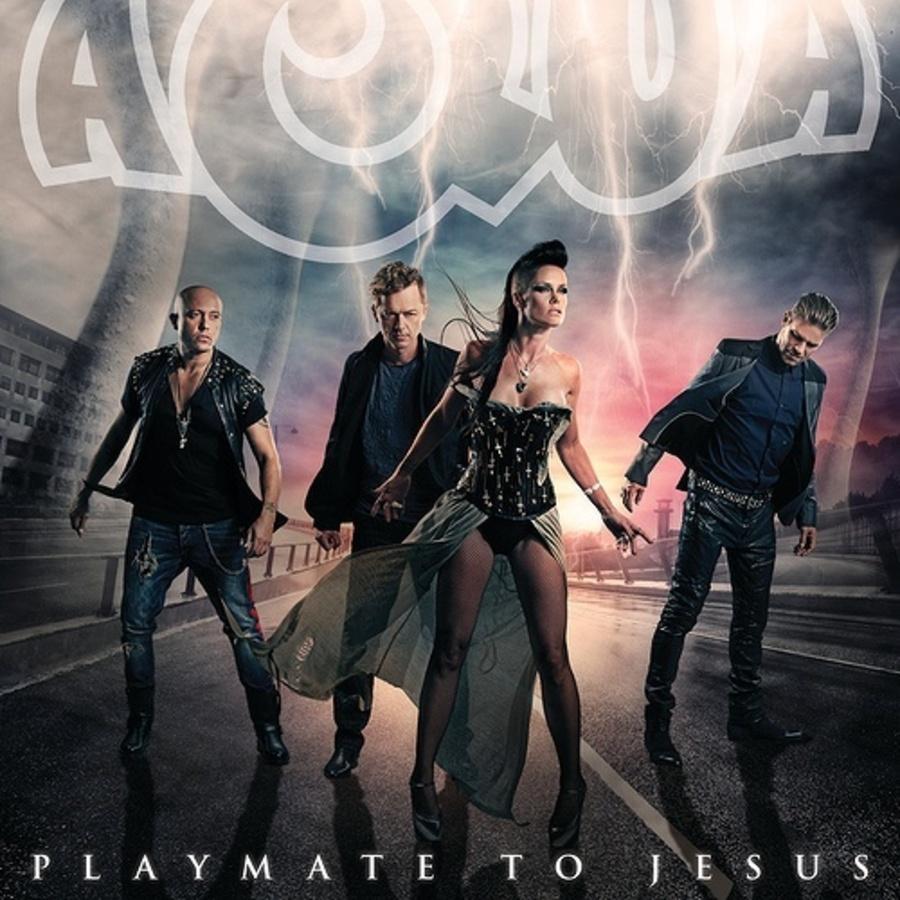 Новый клип группы Aqua - Playmate to Jesus
