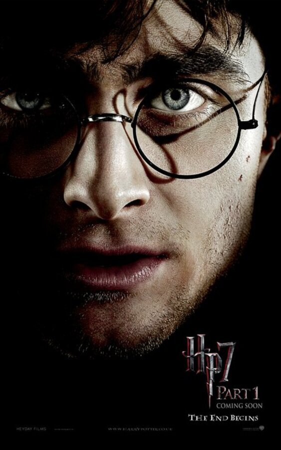 Новые постеры и фото с площадки «Гарри Поттер и Дары смерти»