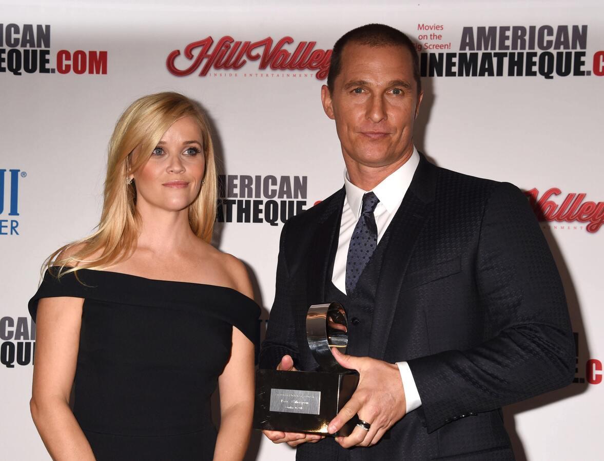 Звезды на церемонии American Cinematheque Awards