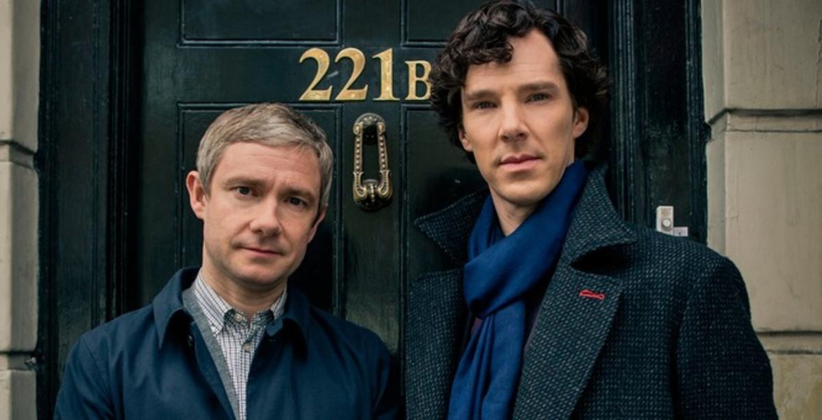 """Мартин Фриман намекнул, что 4 сезон """"Шерлока"""" может стать последним"""