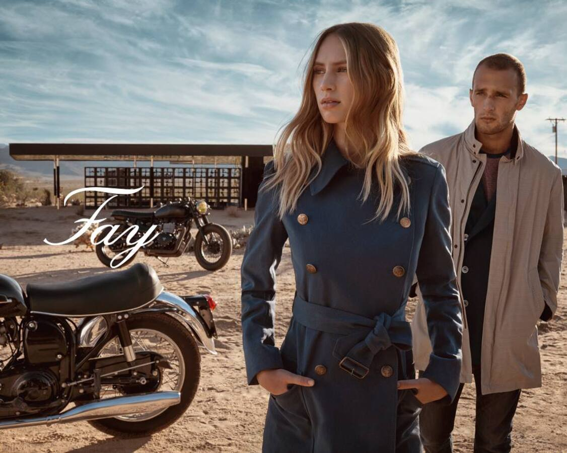 Дети Шона Пенна снялись в рекламной кампании модного бренда