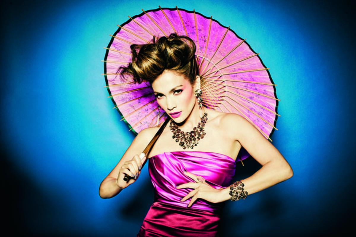 Дженнифер Лопес в новой рекламной кампании ювелирных украшений Tous