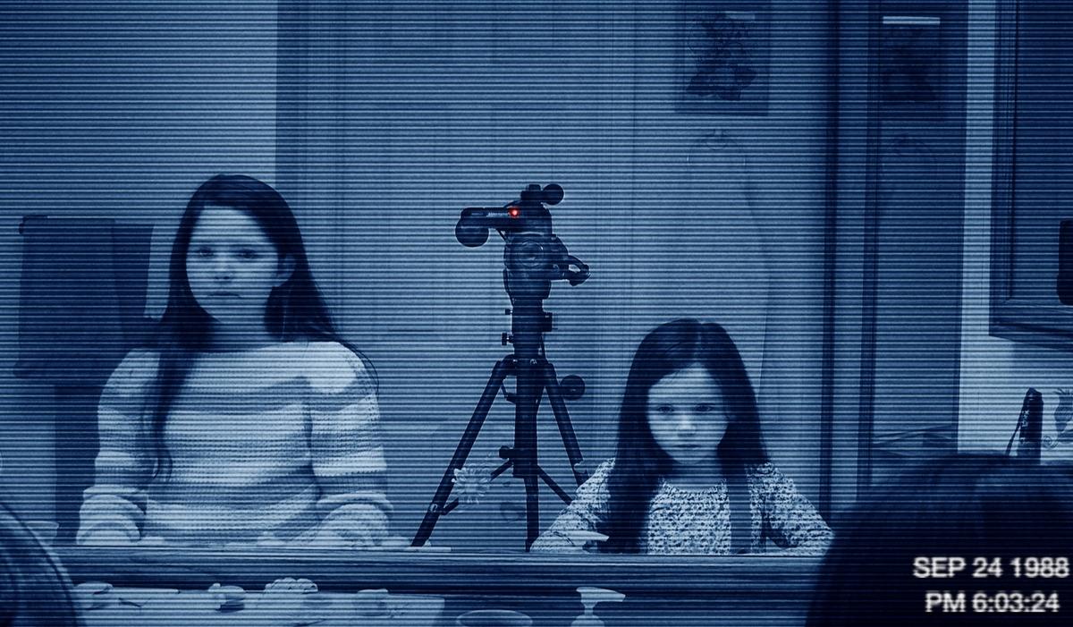 """Трейлер фильма """"Паранормальное явление 3"""""""