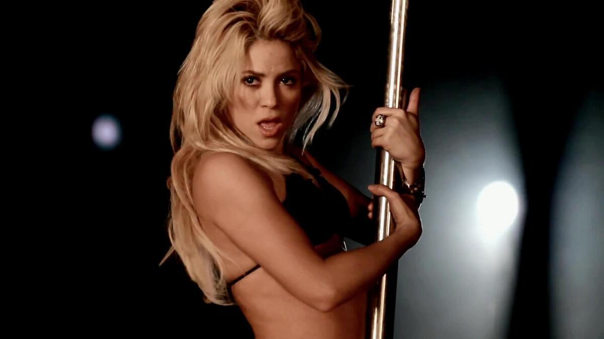 Шакира скопировала Кейт Мосс?