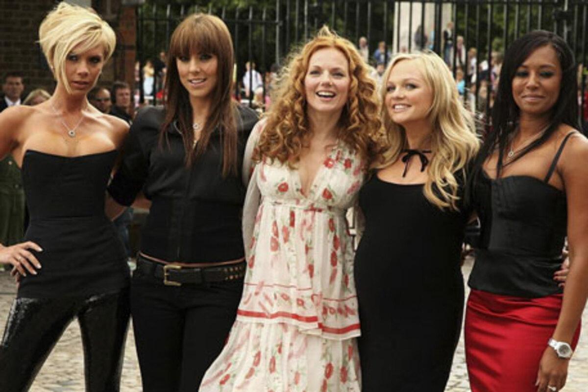 Spice Girls решили записать вместе пятый альбом