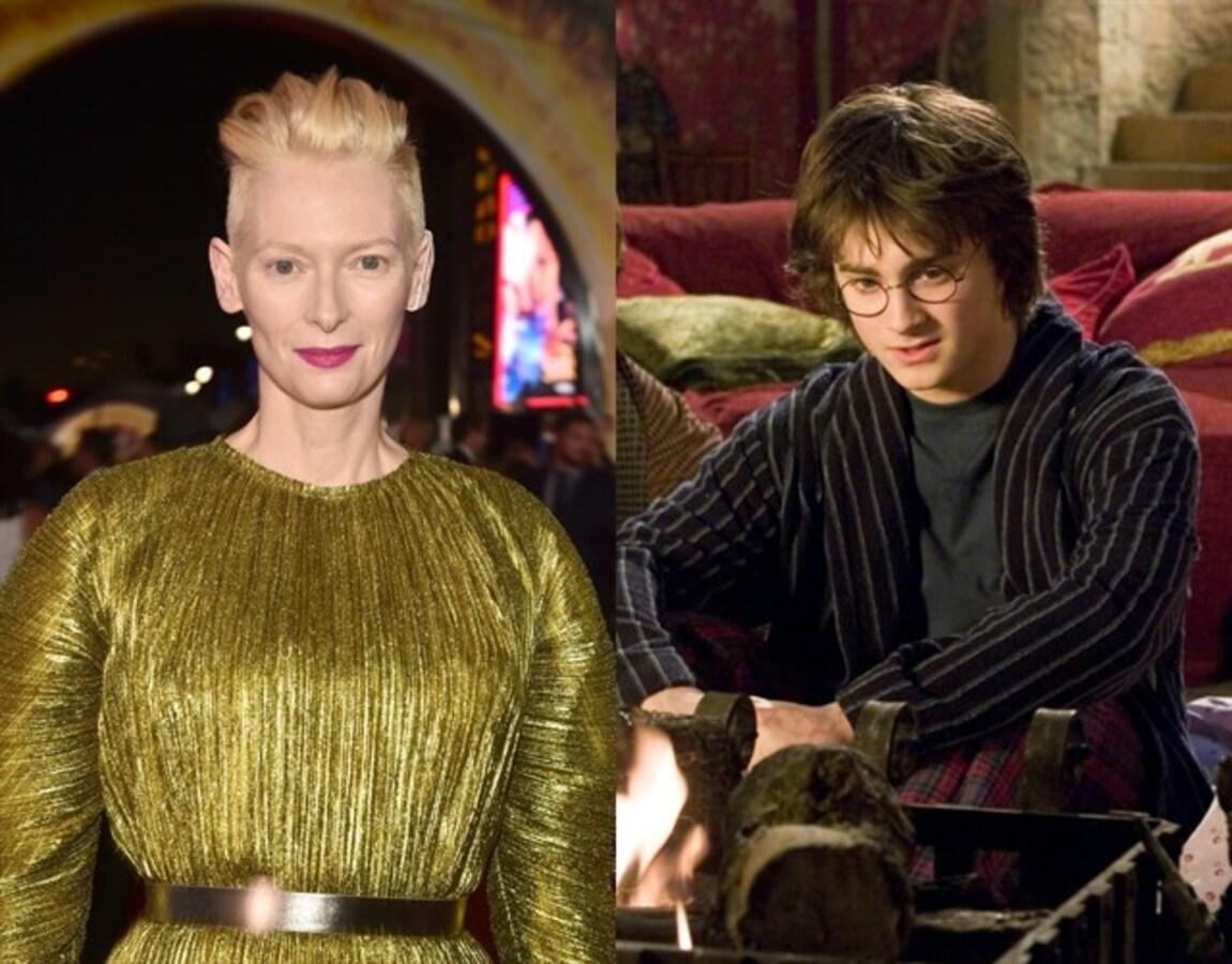Тильда Суинтон раскритиковала «Гарри Поттера»