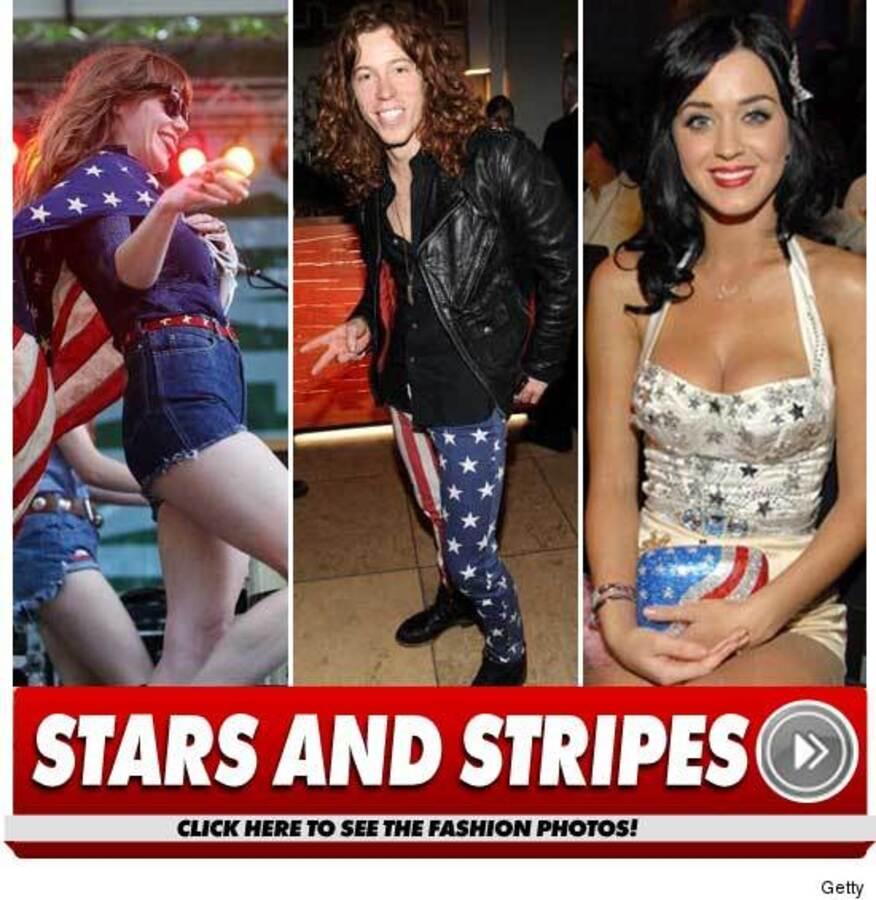 Патриотичные американские звезды