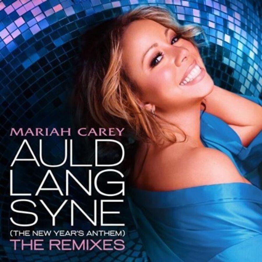 Клип Мэрай Кэри - Auld Lang Syne - The New Year's Anthem