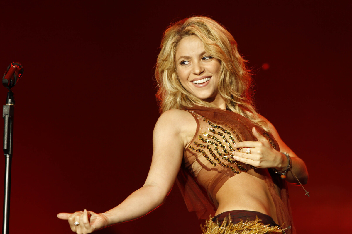 Шакира претендует на Billboard Awards по 13 номинациям