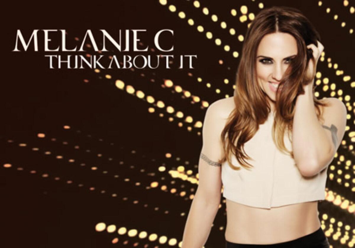 Новый клип Melanie C - Think About It
