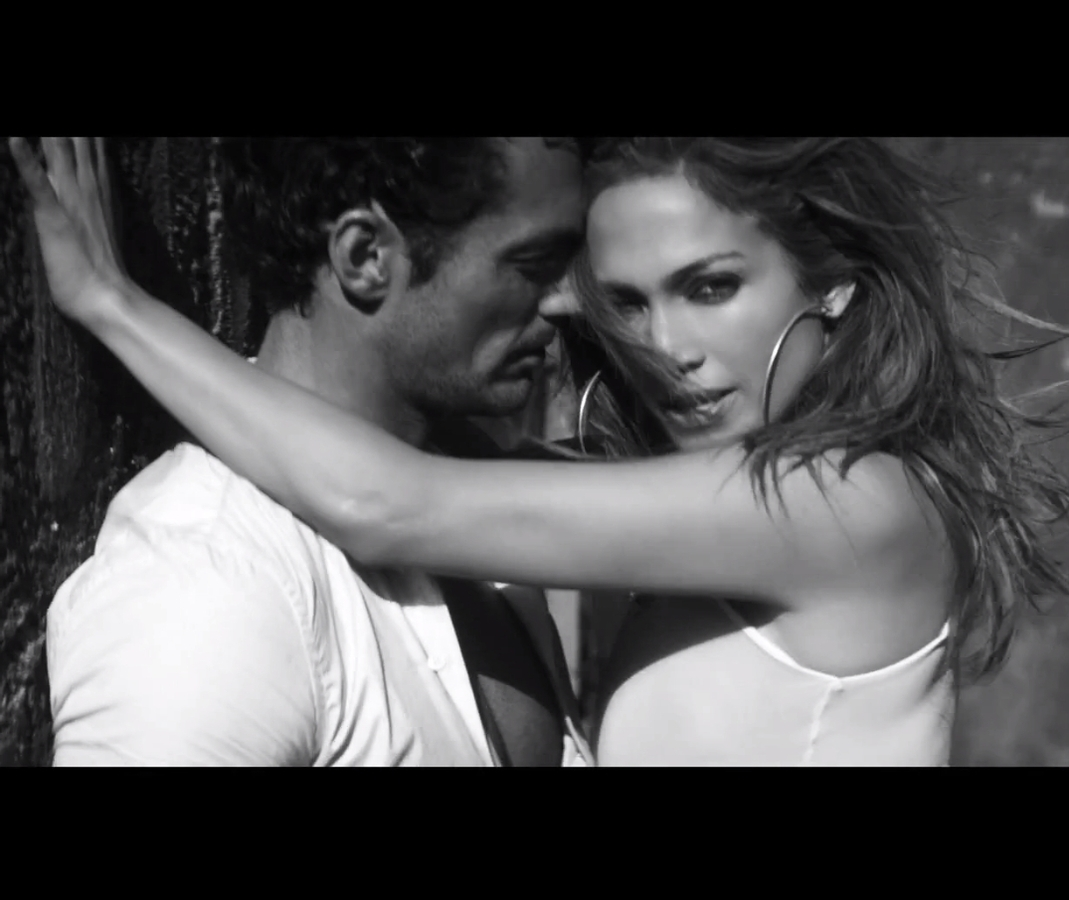 Новый клип Дженнифер Лопес - First Love