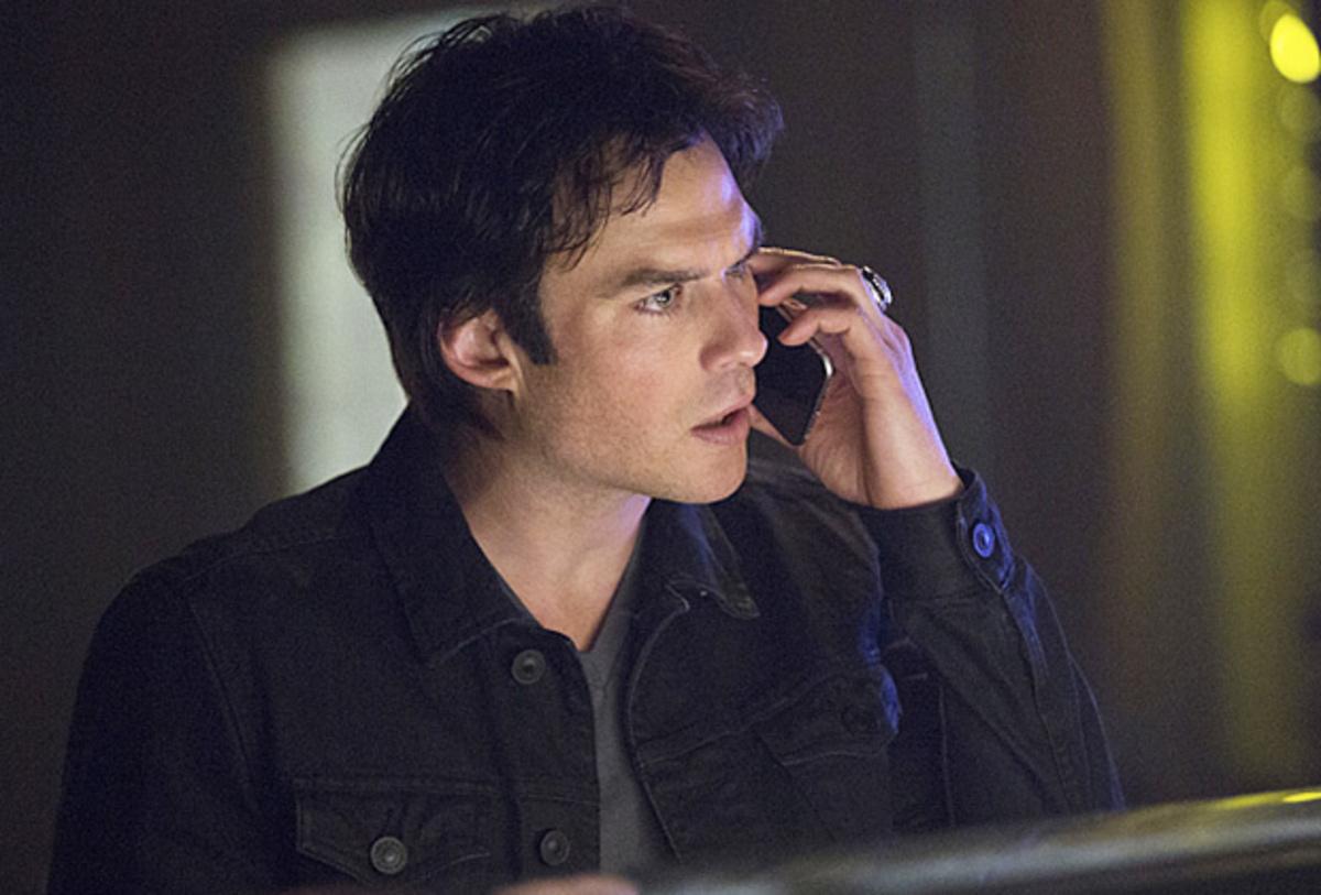 Йен Сомерхолдер заявил, что 8 сезон «Дневников вампира» станет последним