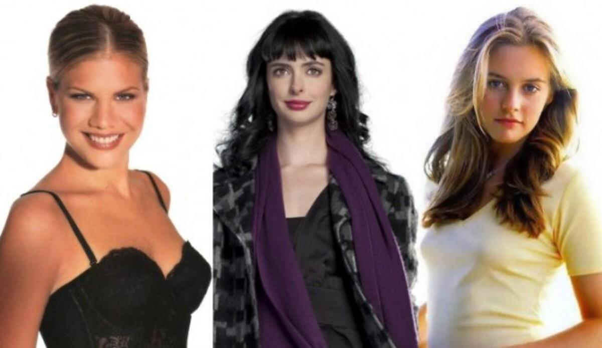 Количество вампиров увеличивается: теперь среди них Алисия Сильверстоун, Кристен Риттер и Кристен Джонстон