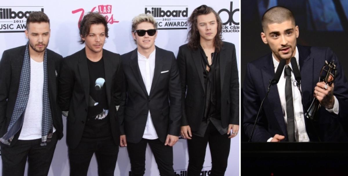 Новые персоны на ПОПКОРНNews: One Direction и Зейн Малик