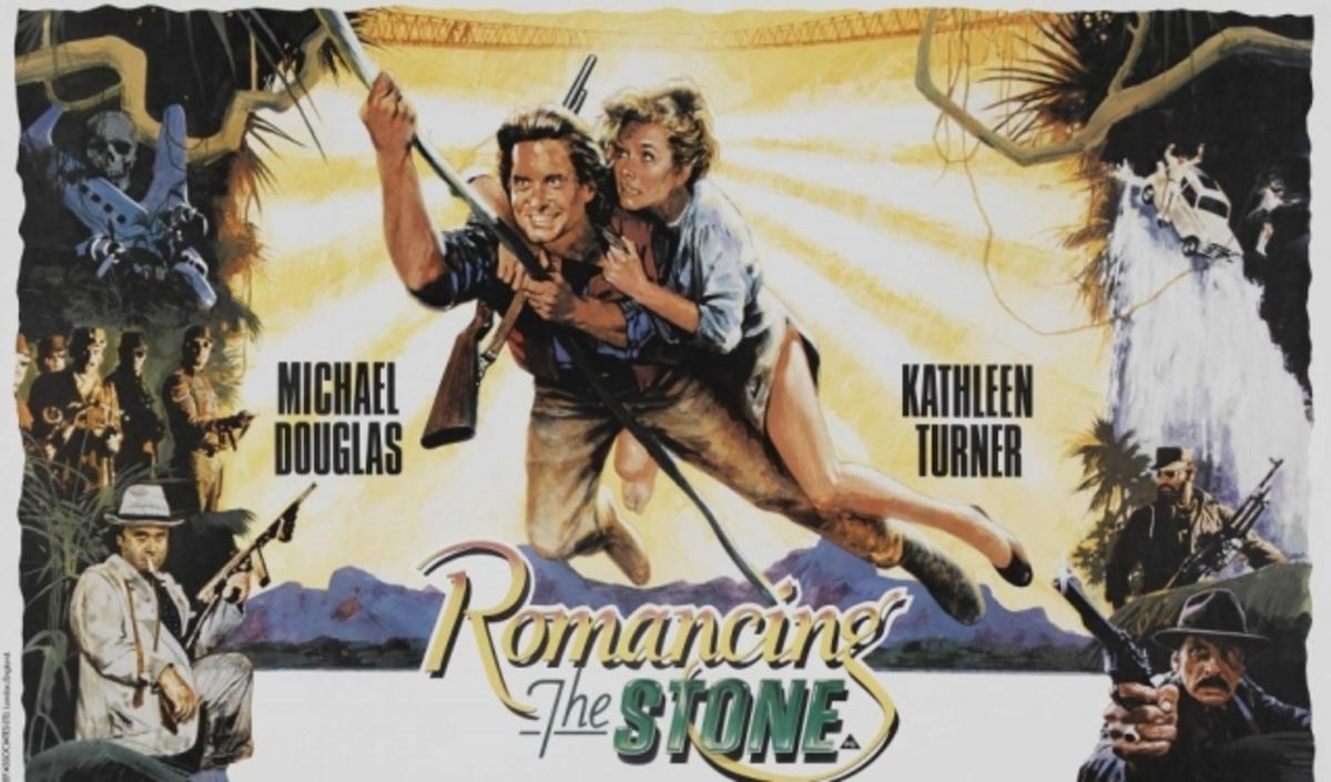 Студия Fox работает над римейком «Романа с камнем»