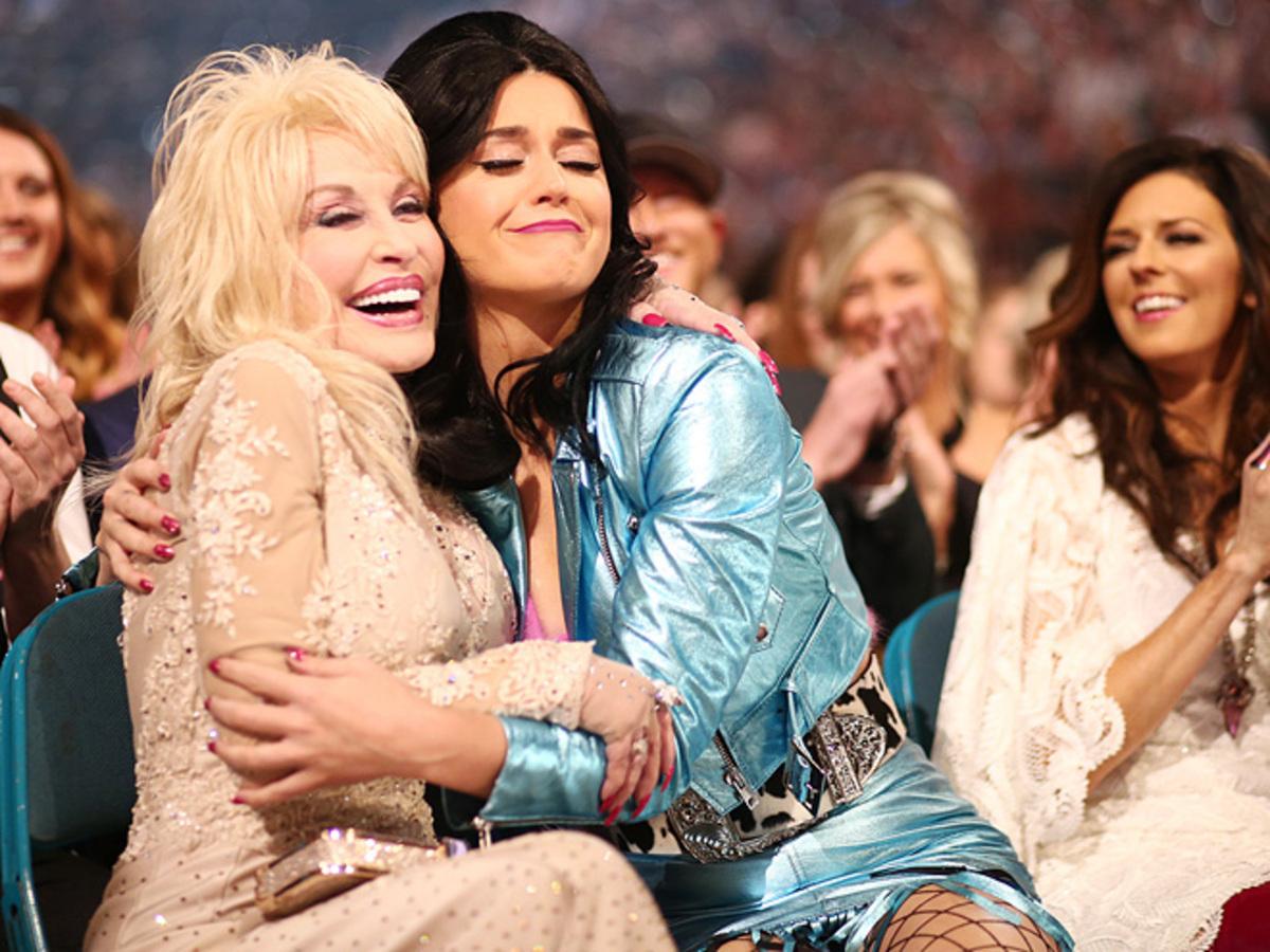 Фото: звезды на музыкальной церемонии Academy of Country Music Awards 2016