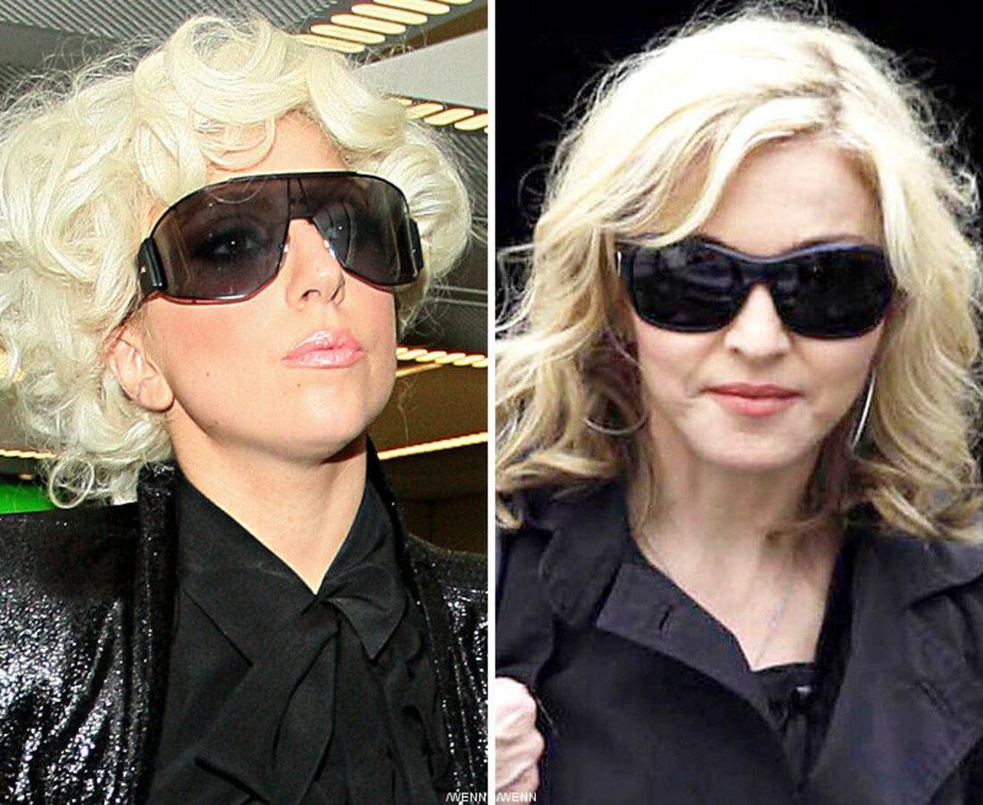 Lady Gaga - новая Мадонна?