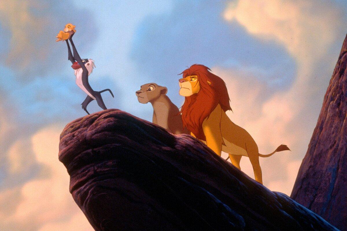 Мультфильм «Король Лев» стал национальным достоянием США
