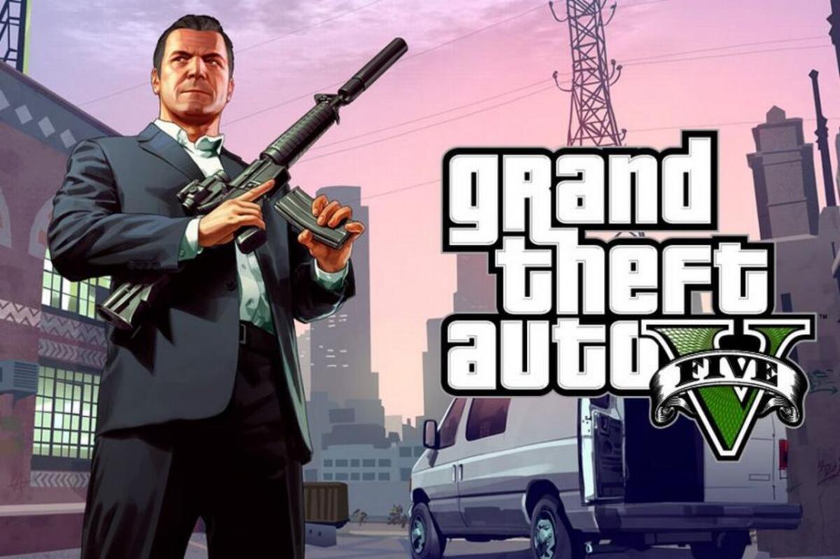По серии игр Grand Theft Auto могут снять полнометражный фильм