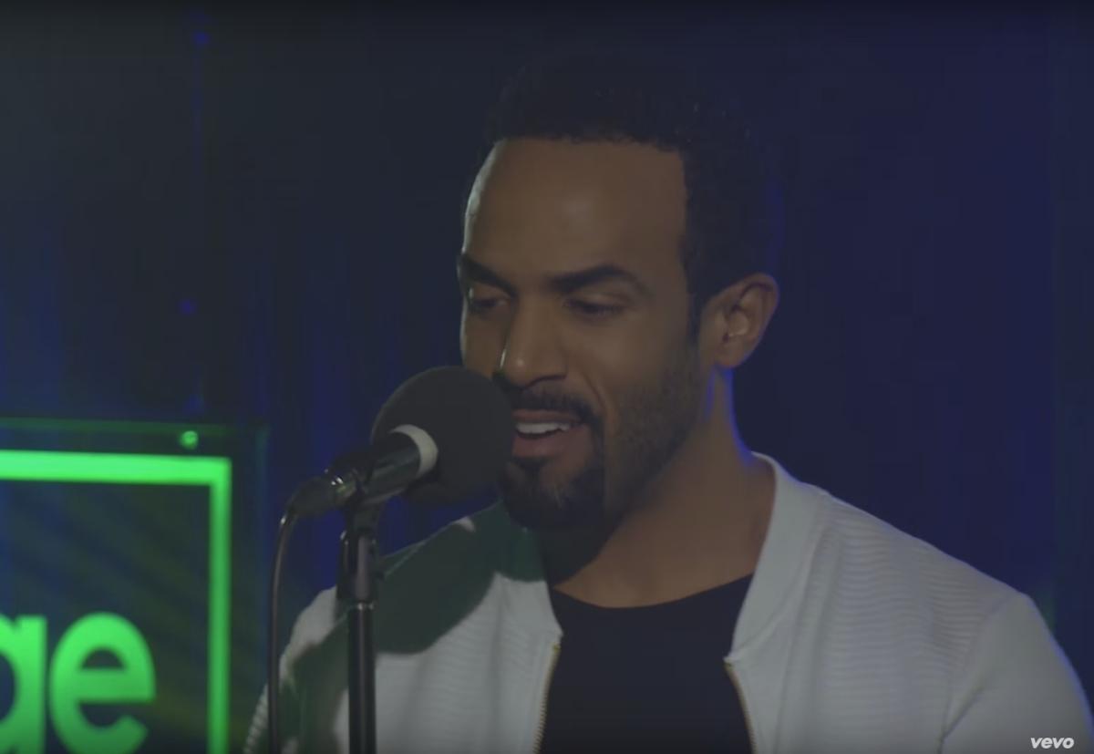 Крейг Дэвид перепел хит Джастина Бибера Love Yourself