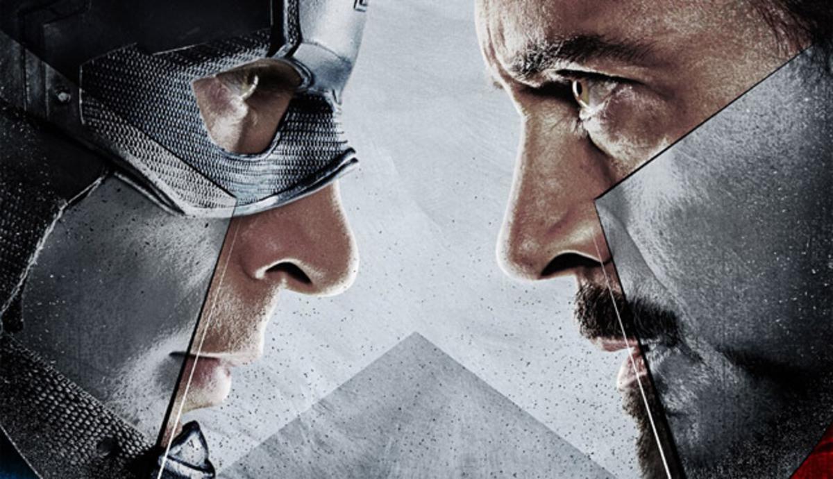 Фото: команды Мстителей в новом промо-арте «Первый Мститель: Противостояние»