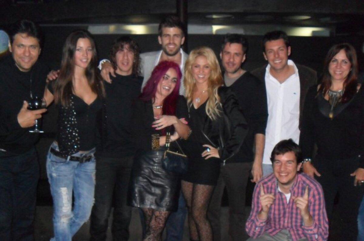 Еще одна испанская тайна: Шакира и Пике