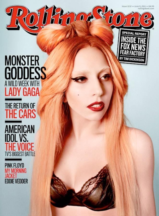 Lady Gaga Rolling Stone