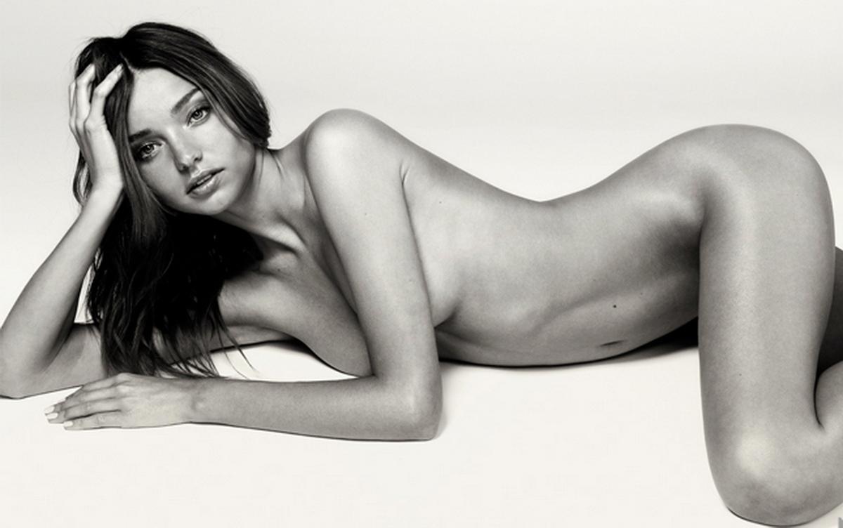 Миранда Керр в рекламе Kora Skincare
