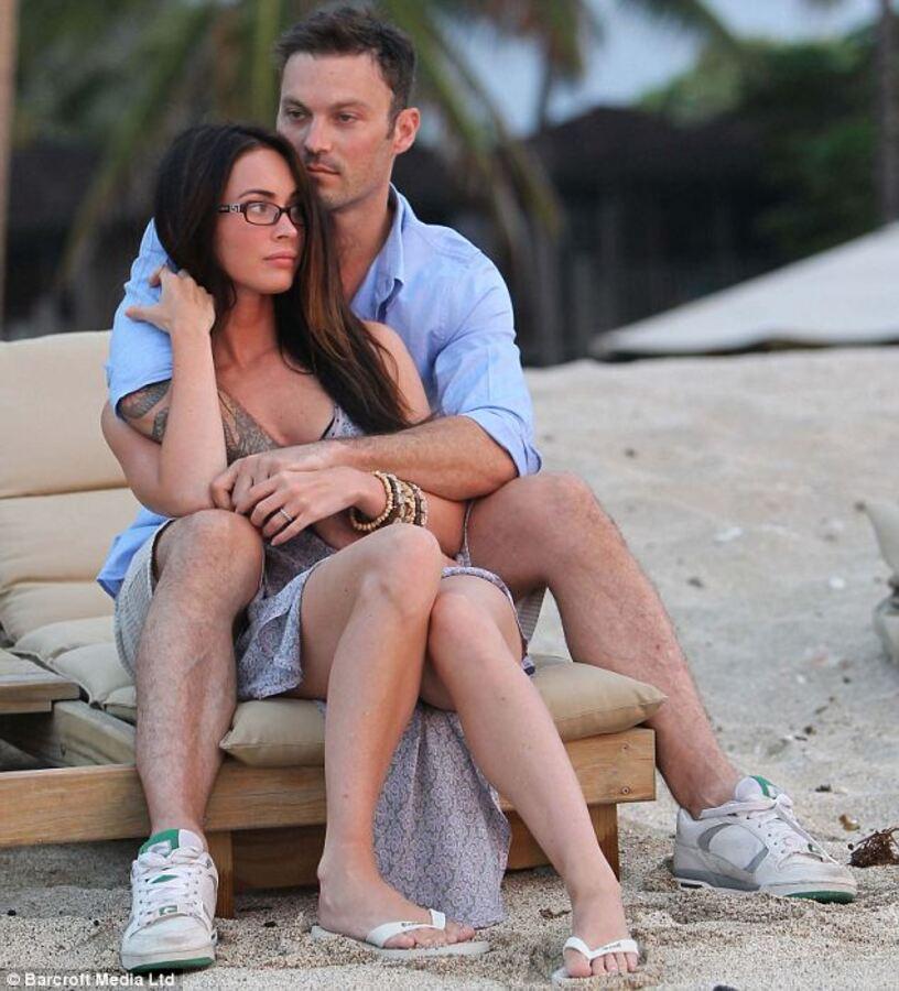 Молодожены Меган Фокс и Брайан Остин Грин: романтика на Гавайях