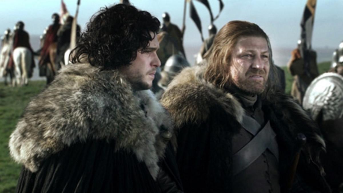 В финале 6 сезона «Игры престолов» раскрыли, кто мать Джона Сноу