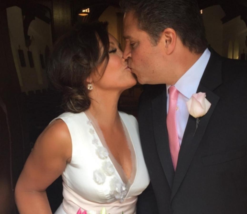 Ванесса Уильямс и Джим Скрип повторили свадебную церемонию