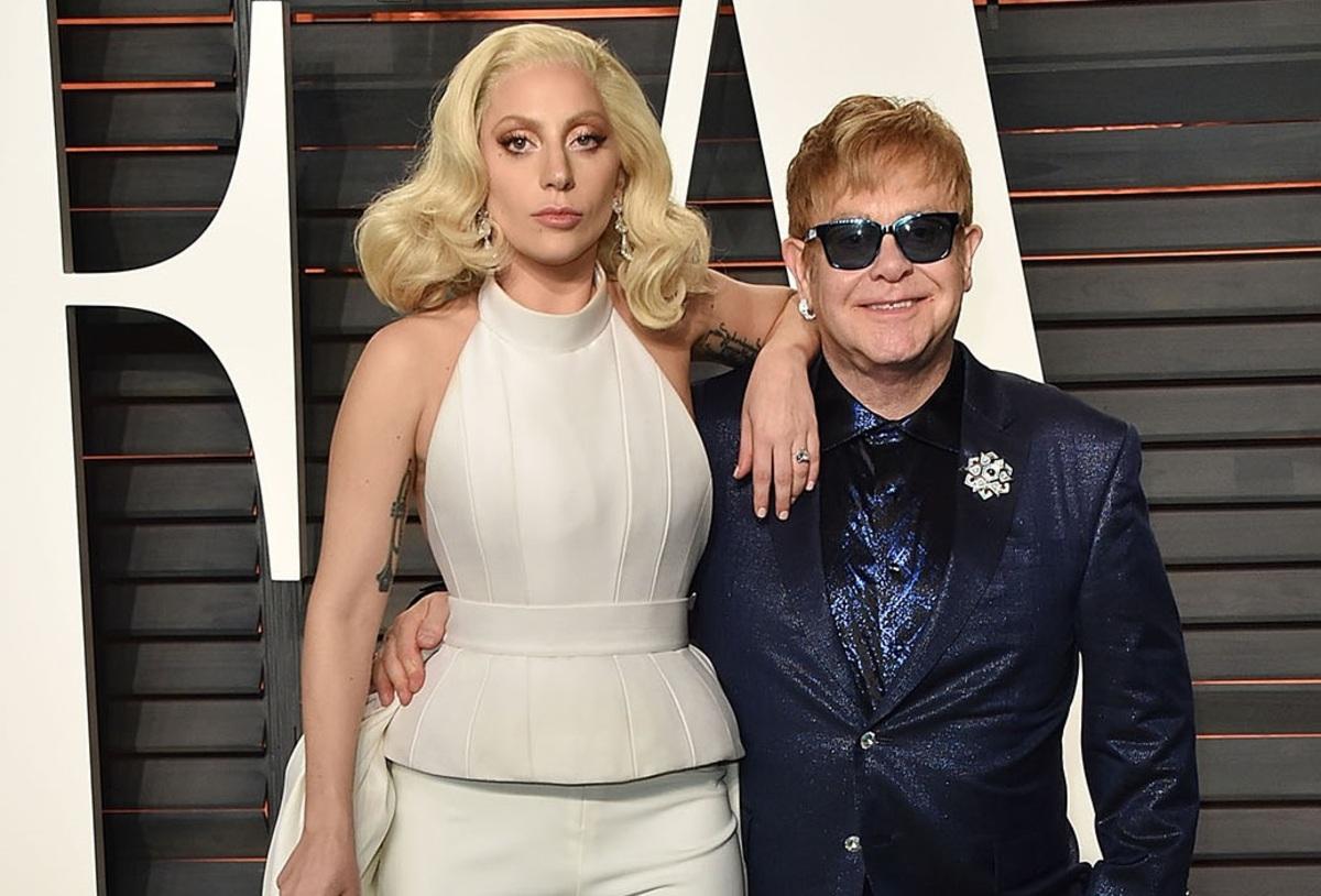 Леди Гага и Элтон Джон выпустят совместную коллекцию одежды