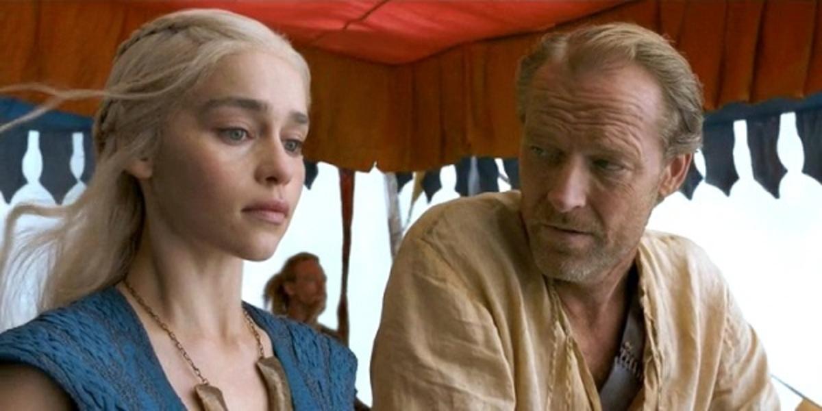 Актерам «Игры престолов» запретили читать «Песнь льда и пламени»