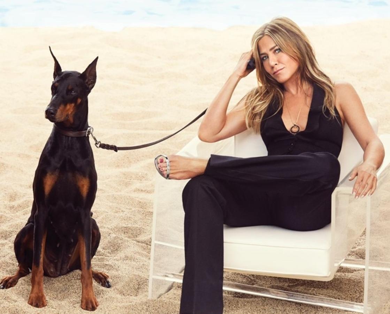 Дженнифер Энистон объяснила, почему всё ещё одинока, и снялась в сексуальной фотосессии для Harper's Bazaar